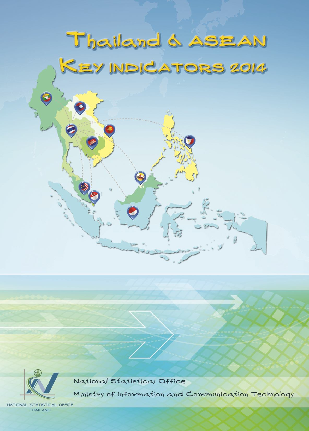 Thailand-ASEAN KEY INDICATORS 2014